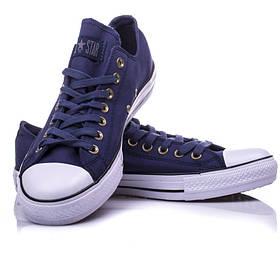 Кеды Converse All Star синие низкие