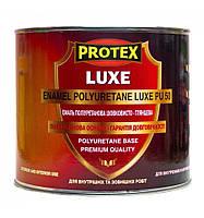 Эмаль полиуретановая PROTEX 2,4кг (Черная) - Эмаль по дереву и металлу
