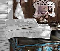 Набор бамбуковых полотенец Maison D'or Paris Rose Marine 3шт белый