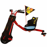 Детский электромотоцикл трехколесный MDA1-3 red