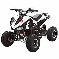 Квадроцикл детский электрический MGR 1000 W Белый