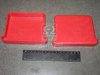 Боковина бампера ГАЗ 3302 задний бруса противоподкатного (Производство ГАЗ) 3302-2815013