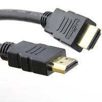 CG571B-5 Кабель HDMI  19M/M  1.4V 1080P W/Ethernet/3D, позолоченные розъемы,нейлоновая оболочка, 5 метров, VCO