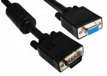 HFC-2H1505 VGA кабель (мама-папа), 5,0 метров, Procable.