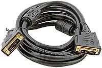 DDC-25 Кабель DVI-D Single Link, папа-папа, 25.0 м., черный, Procable.