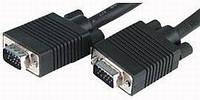 HMC-2H1510 VGA кабель (папа-папа), 2 ферритовых фильтра, 10,0 м, Procable.