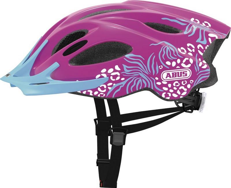 Велошлем  ABUS ARICA Pink Beast (M)