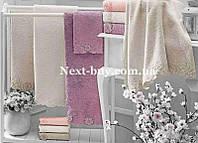 Набор махровых полотенец Maison D'or Paris Lauretta 3шт