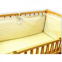 Бортик мягкий в детскую кроватку 4484