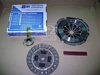 Сцепление ВАЗ 11186 (диск нажимной +ведущий+ подшипник) (производитель ВИС) 11186-160100000