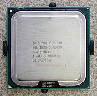 Процессор 2 ядра Pentium E2140 1.6 Ghz LGA775 1мб
