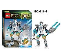 "Конструктор KSZ Bionicle ""Копака - Повелитель Льда"" 611-4"