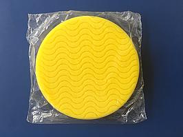 Полировальный круг средней жесткости - HRV Viper 150 мм. желтый
