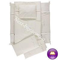 Bebetto PRENSES постельное белье в колыбель с защитой