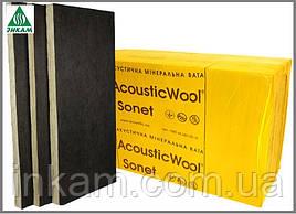 Звукопоглощающие панели AcousticWool Sonet P (Perfect) 100