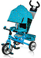 Трехколесный велосипед Turbo Trike Light Blue 5363