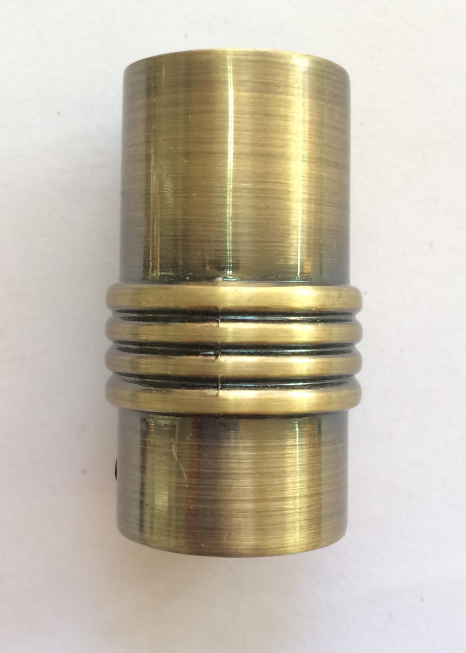Цилиндр д.16мм антик