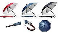 Зонт трость полуавтомат под нанесение