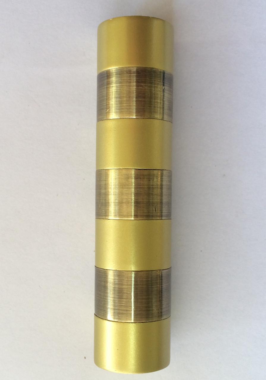 Сигма д.16мм антик/золото мат