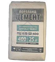 Портландцемент ІІ/Б-400, 25 кг (пал.50/64шт)