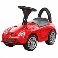 Машина для детей каталка толокар Mercedes M 3189-3 красный
