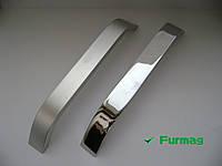 Ручка мебельная алюминиевая 224мм (1130)