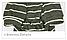 Костюм для животных Добаз , Dobaz Stripes cotton бордовая полоска , фото 9