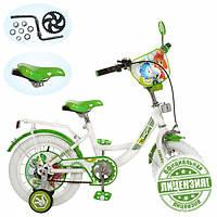 """Детский 2-х колесный велосипед Фиксики Vip 12"""" FX 0034 W"""