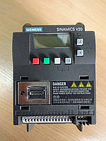 6SL3210-5BE22-2CV0 SINAMICS V20 3AC380-480В -10/+10% 47-63Гц НОМИНАЛЬНАЯ МОЩНОСТЬ  2,2 кВт ПЕРЕГРУЗКА 150 %, фото 1