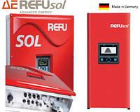 Сетевые солнечные системы Refusol