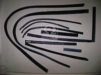 Ремкомплект уплотнителей стекла ВАЗ 2121 №95 Р (производитель БРТ) Ремкомплект 95Р