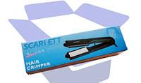 Утюжок для выпрямления волос SCARLETT SC-064, керамическое покрытие, 4 режима, 35 W Hair Crimper