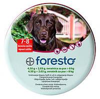 Foresto (форесто) ошейник от блох и клещей для собак 70 см