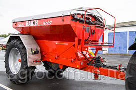 Разбрасыватель удобрений Rauch Rozsiewacz Überladewagen TWS 7010