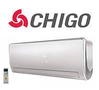 Инверторный кондиционер Chigo Vertu CS-35V3A-YA WiFi