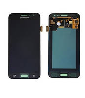 LCD+touch Samsung J320 blue
