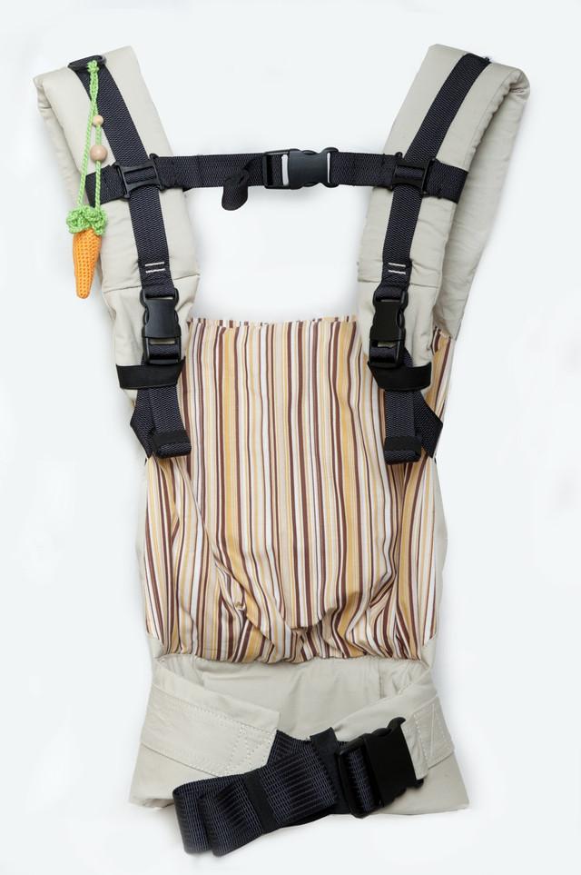 Фото внутренней части эрго «Модный карапуз»