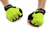 Перчатки для фитнеса Black N Lemon, фото 1