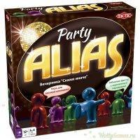 Настольная игра ALIAS: Party (Скажи иначе: Вечеринка)