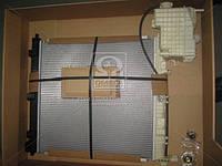 Радиатор охлаждения MERCEDES (производитель Nissens) 62559A