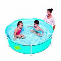 Каркасный круглый бассейн Bestway 56283 (152х38 см.)