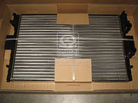 Радиатор охлаждения FORD (производитель Nissens) 62081A