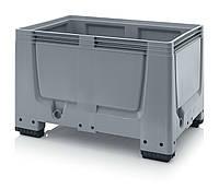 Пластиковый контейнер 120*80. Германия