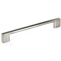 Ручка мебельная алюминиевая 160мм (1128)