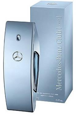 Туалетная вода Mercedes-Benz Club Fresh 50 ml