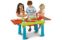 Стол игровой  Keter Sand & Water Table May Greenish