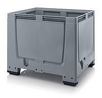 Пластиковый контейнер 120*100*100. Германия