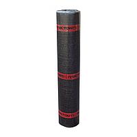 Рубероид Пластобит ПРО ЭКП 4,9 верхний слой с посыпкой (сланец серый)