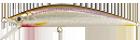 Воблер Strike Pro Euro Minnow 110F 17.0гр JL-115(604-264)*