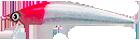 Воблер Strike Pro Euro Minnow 90F 10.1гр JL-108L(022PT)